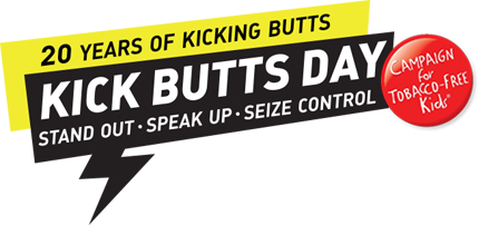 "One ""BUTT"" Kicking Day"