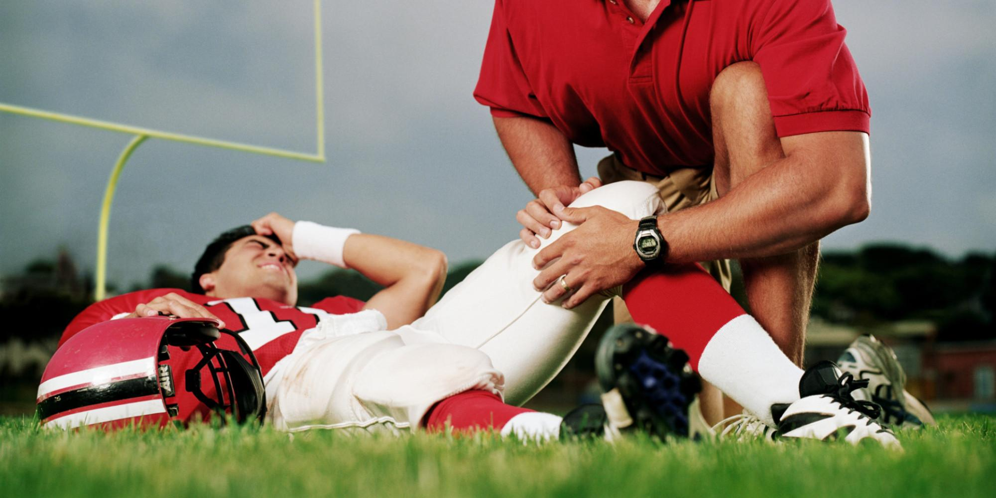 America's most popular game might actually turn out to be the most dangerous game. Over the decades, football is one of the most competitive sports that require, hard work and dedication like any other sport, but are the hard blows and constant injuries too much? Photo courtesy of huffingtonpost.com.