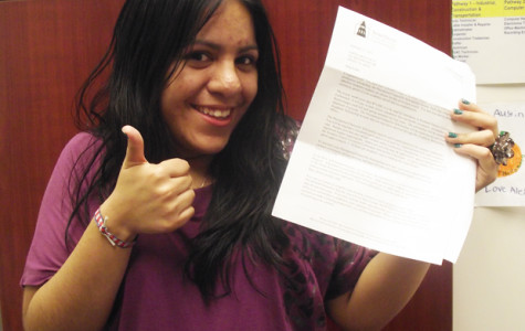 Ortiz achieves a dream and receives full ride