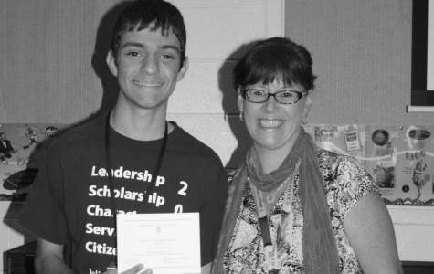 Joliet West student receives major award