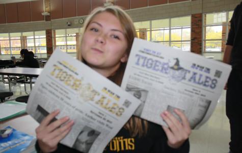 School newspaper fandom
