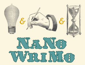 NaNoWriMo finishes with a bang
