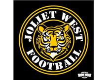 The Wild West supported the Tigers at the September 11 Friday night football game. Photo courtesy of the Joliet West Football 8to18 website.