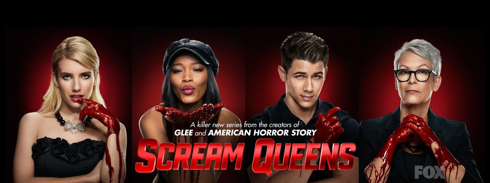 Murder, comedy, stupidity, horror, and mystery are all words relating to the insane TV show, Scream Queens. Photo courtesy of hulu.com.