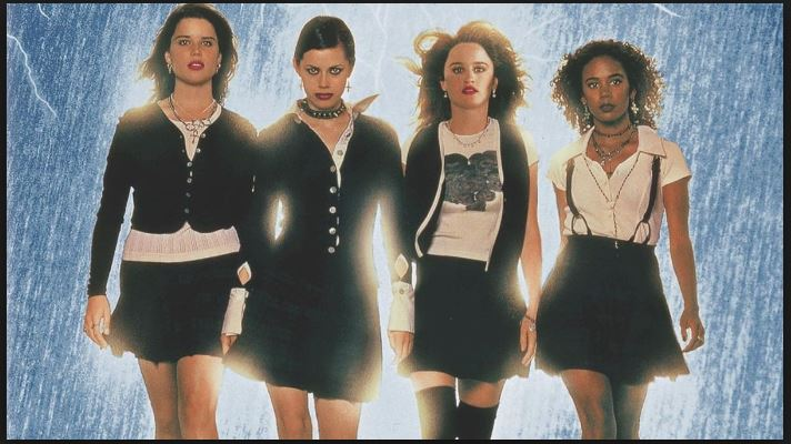 With Halloween upon us, there's no better time for a scary movie. The Craft, from 1996, is first on our list of recommendations. Photo courtesy of moviepilot.com.