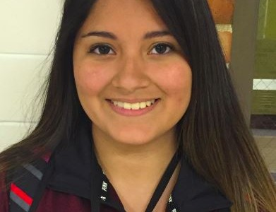 Caceres represents West as future medical leader
