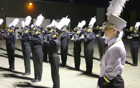JW band marches towards the end of the season