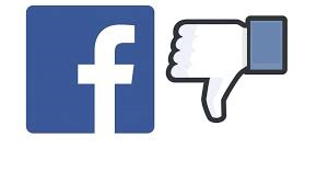 Facebook recently announced a dislike button. Photo courtesy of wsbtv.com.