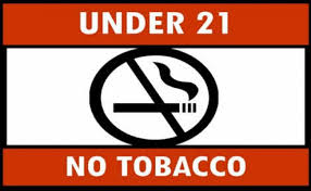 Is the legal smoking age changing?