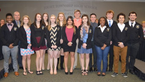 Joliet West journalists advance to State competition