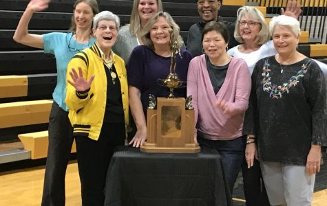 Members of the 1978 State Basketball Championship team reunited to celebrate their past victory.