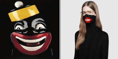 Secret symbolism in the fashion industry crosses cultural boundaries