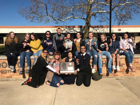 Joliet West Journalism team breaks multiple records after advancing to State