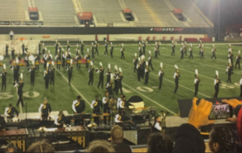The Fabric of Time: Marching Tigers season