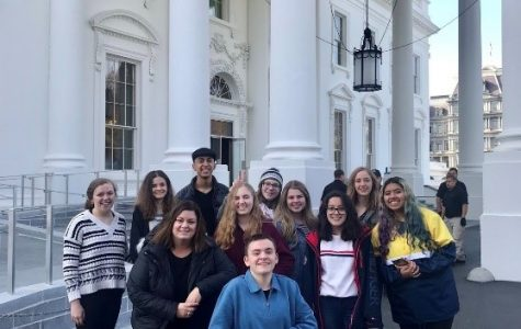 Joliet West Journalism competes at national convention