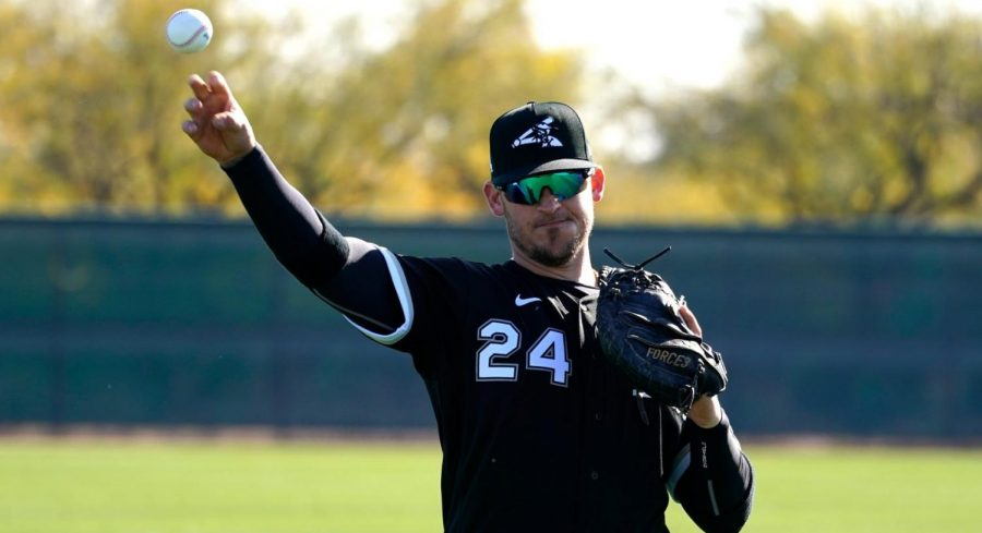 White Sox scored big when signing catcher Yasmani Grandal back in December. Photo coutresy The Score.