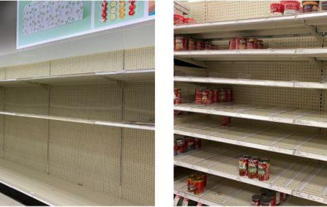 Quarantine Impacts Local Stores