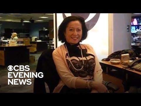 CBS Journalist Maria Mercader dies of Coronavirus, age 54