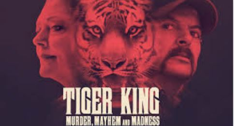 Hey all you cool cats and kittens, 'Tiger King' is a must-watch during quarantine