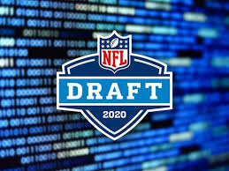 The NFL Draft is going 100% virtual this year due to COVID-19.