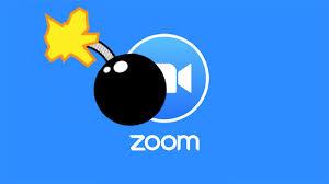 Zoom-bombing: safety concerns regarding popular communication platform