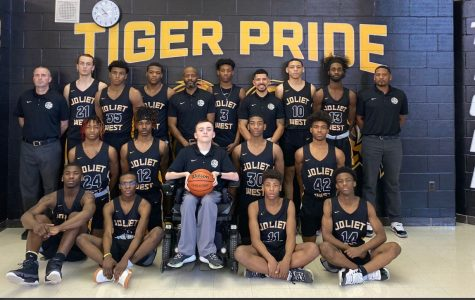 Joliet West Boys Basketball Named Team of the Year