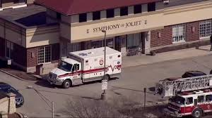 Nursing homes across the Chicagoland area have been hit the hardest with COVID-19 cases these past few weeks, making up 48% of COVID-19 deaths statewide. The Symphony of Joliet has been an epicenter for the virus as 26 people have died including twenty-four residents and two staff members. Photo from ABC 7.