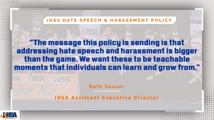 IHSA+policy+to+further+protect+students+against+hate+speech+%26+harassment