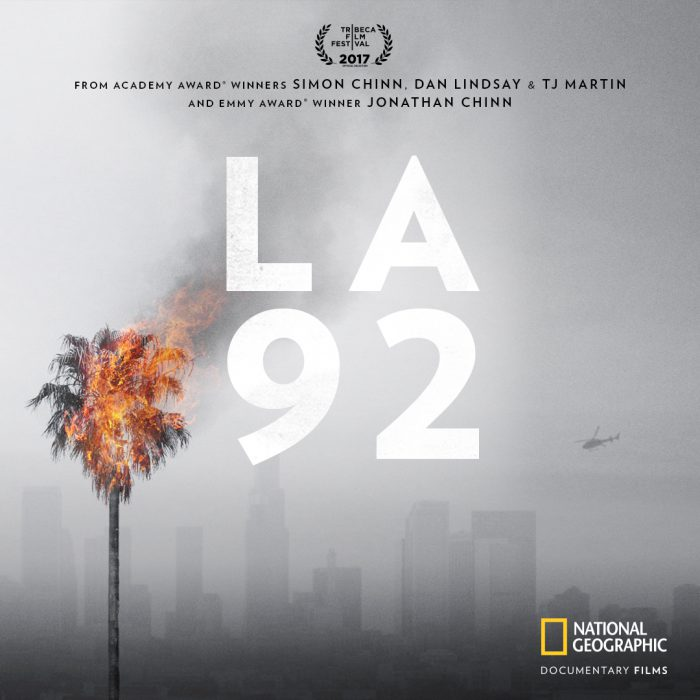"""LA 92"" documentary gives a look into past police brutality as it continues today"
