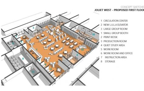 JT West Library Renovation Update