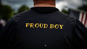 Trump tells Proud Boys to 'Stand back and stand by'