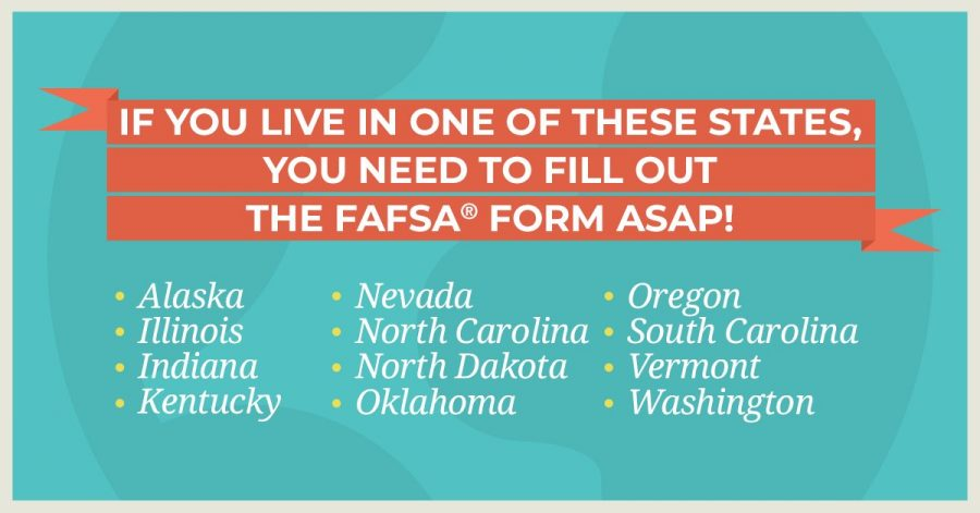 Completing FAFSA is now a graduation requirement in Illinois